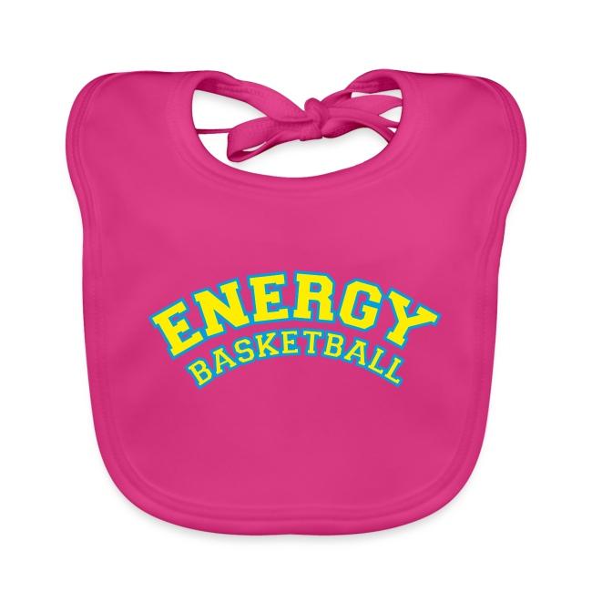 eco logo energy basketball giallo