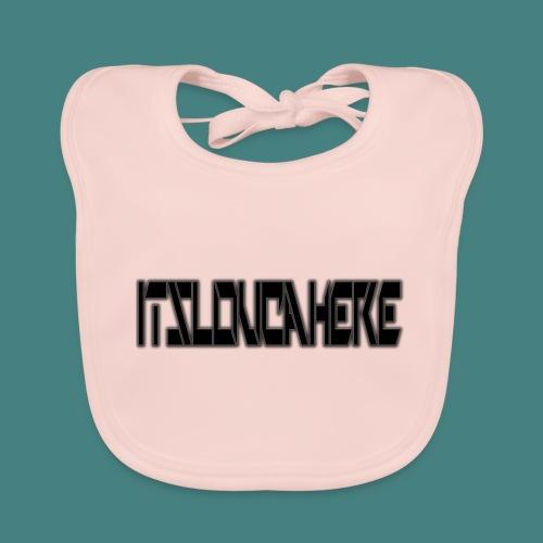 pillowcase - Baby Organic Bib
