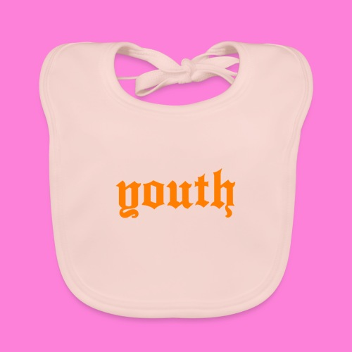 youth gothic - Ekologiczny śliniaczek