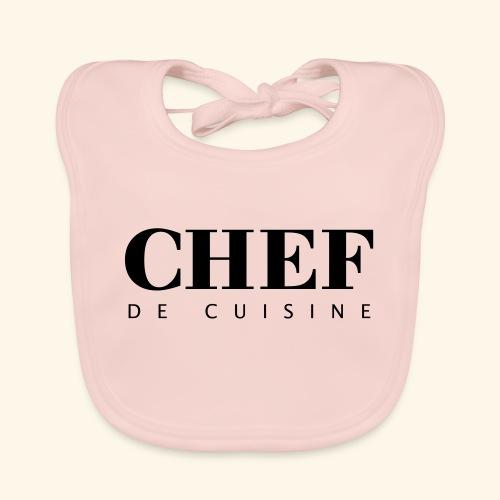 BOSS de cuisine - logotype - Organic Baby Bibs