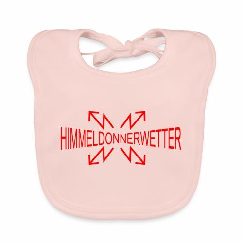 Himmeldonnerwetter - Baby Bio-Lätzchen