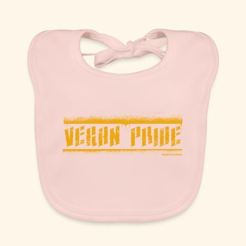 Vegan Pride - Organic Baby Bibs