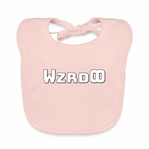 WzrdOO Logo - Vauvan luomuruokalappu