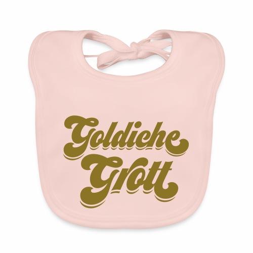 Goldiche Grott - Baby Bio-Lätzchen