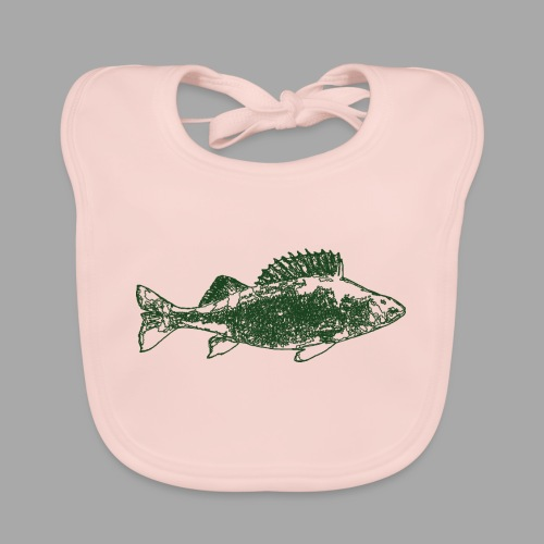 Perch - Vauvan luomuruokalappu