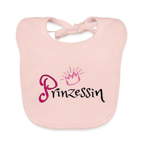 Prinzessin - Baby Bio-Lätzchen