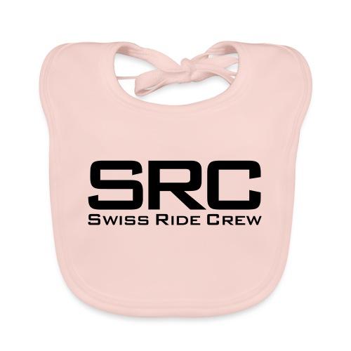 SRC Wintermütze Weiss - Baby Bio-Lätzchen