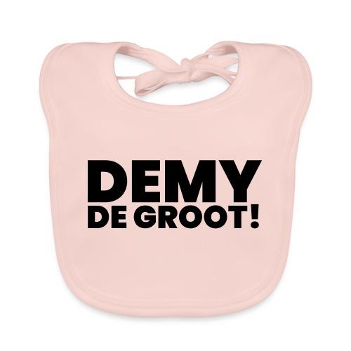 Demy de Groot! - Bio-slabbetje voor baby's