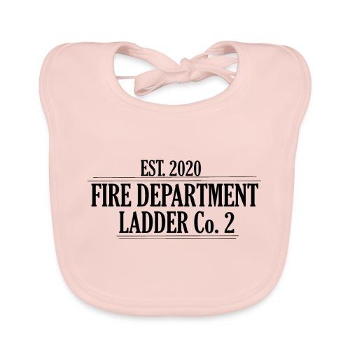 Fire Department - Ladder Co.2 - Hagesmække af økologisk bomuld