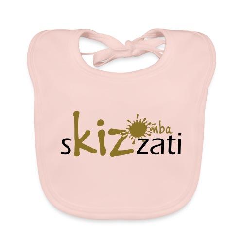 Beanie in jersey con logo sKizzati Kizomba - Verde - Bavaglino
