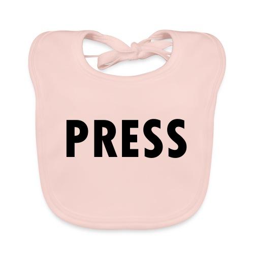 press - Baby Bio-Lätzchen