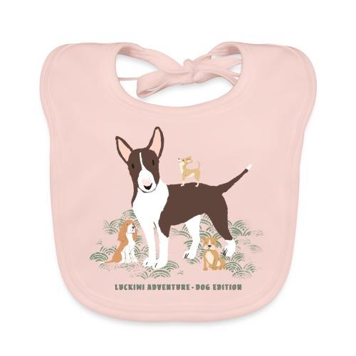 Dog edition - Kids - Baby Organic Bib