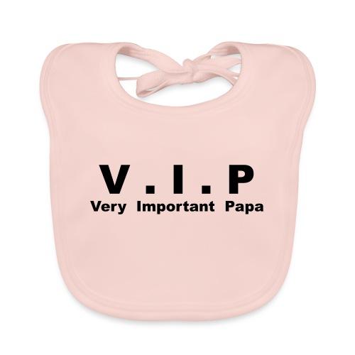 Vip - Very Important Papa - Bavoir bio Bébé