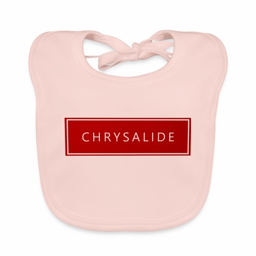 Chrysalide t shirt 012 petit format - Bavoir bio Bébé