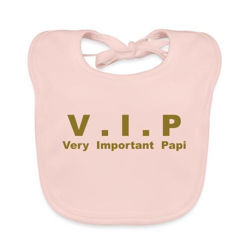 Vip - Very Important Papi - Papy - Bavoir bio Bébé
