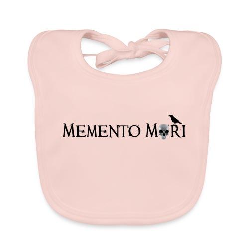 Memento mori - Bavaglino ecologico per neonato