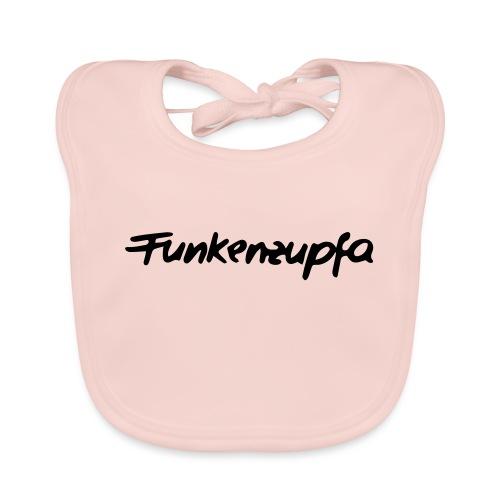 Funkenzupfa - Baby Bio-Lätzchen