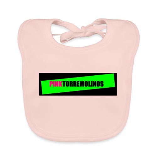 pinklogo - Bio-slabbetje voor baby's
