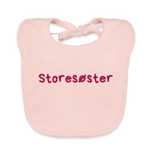 Storesøster - Økologisk babysmekke