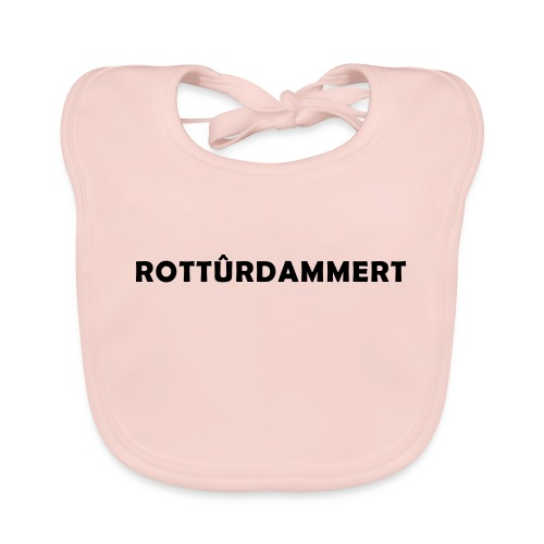 Rotturdammert - Bio-slabbetje voor baby's