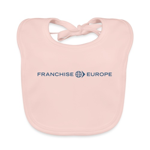Franchise Europe t-shirt - Baby Organic Bib