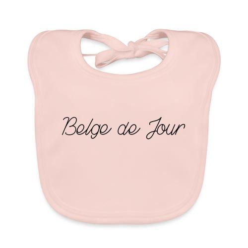 Belge de jour - Bavoir bio Bébé