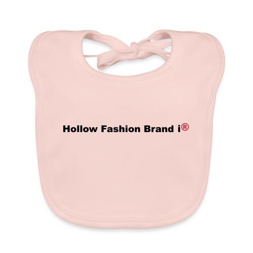 spreadshirt hollow fashion brand ir - Baby Organic Bib