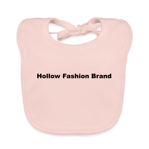 spreadshirt hollow fashion brand - Baby Organic Bib