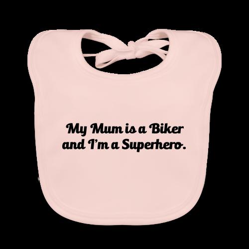 My Mum is a Biker - Vauvan ruokalappu