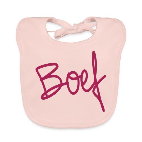 Boef - Bio-slabbetje voor baby's