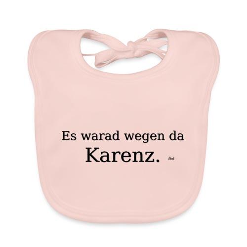 Karenz - Baby Bio-Lätzchen