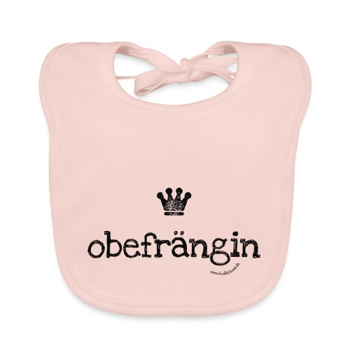 Obefrängin - Baby Bio-Lätzchen