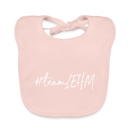 #teamLEHM by @bauprofipreiser (IG)2020 - Baby Bio-Lätzchen