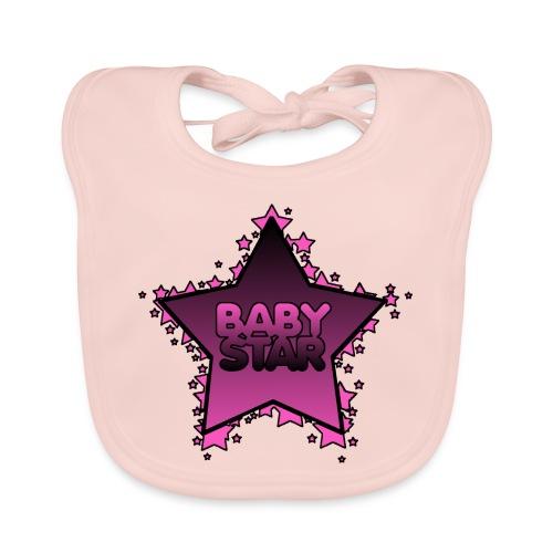 Baby Star - Bavoir bio Bébé
