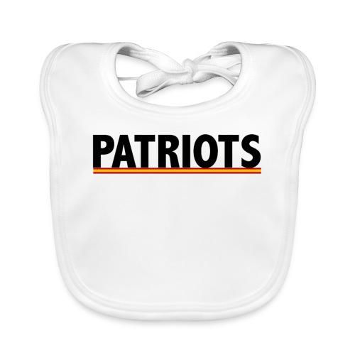 patriots españa - Babero ecológico bebé
