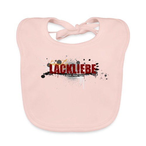 LACKLIEBE - Baby Bio-Lätzchen
