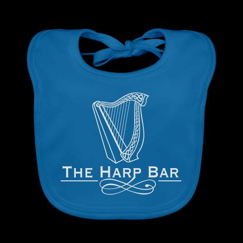 Logo The Harp Bar Paris - Bavoir bio Bébé