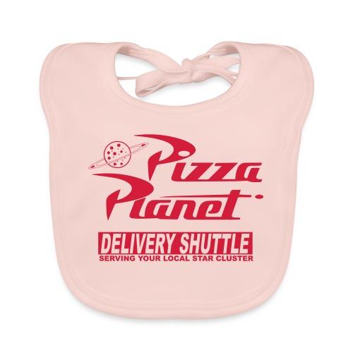 Pizza PLANET - Organic Baby Bibs