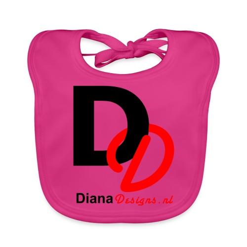 logo_diana_designs-nl - Bio-slabbetje voor baby's