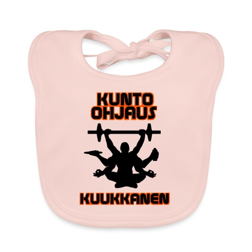 Kunto-ohjaus Kuukkanen Logo - Vauvan luomuruokalappu
