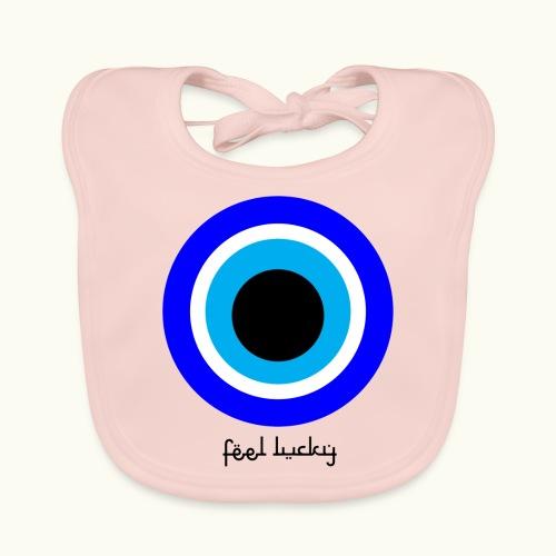 luck eye - Bio-slabbetje voor baby's