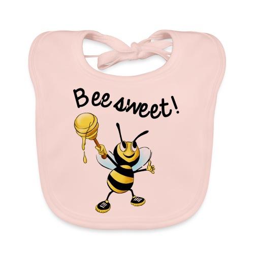 Bees7-2 Bienen sind süß | save the bees - Baby Organic Bib