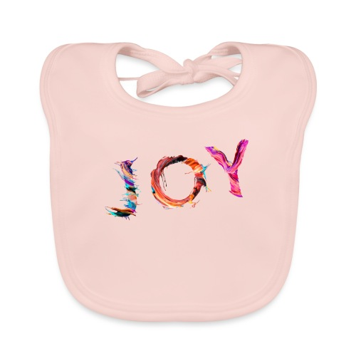 Joy 2 - Bavoir bio Bébé
