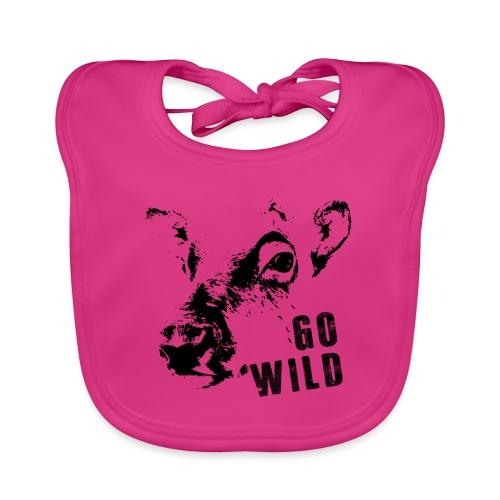 Go Wild - Baby Bio-Lätzchen