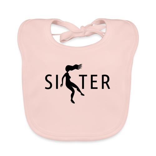 Sister - Baby Organic Bib