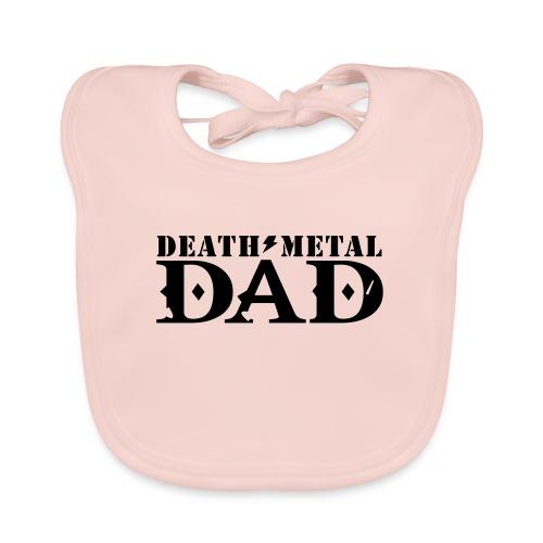 death metal dad - Bio-slabbetje voor baby's