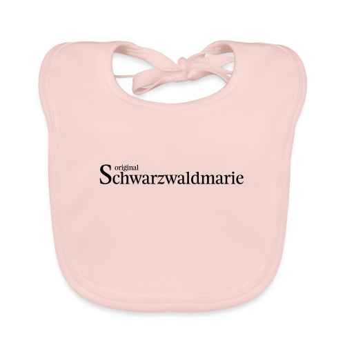 Schwarzwaldmarie - Baby Bio-Lätzchen