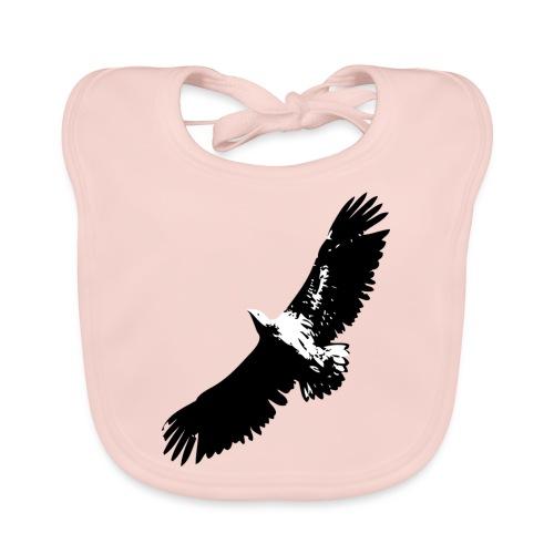 Fly like an eagle - Baby Bio-Lätzchen