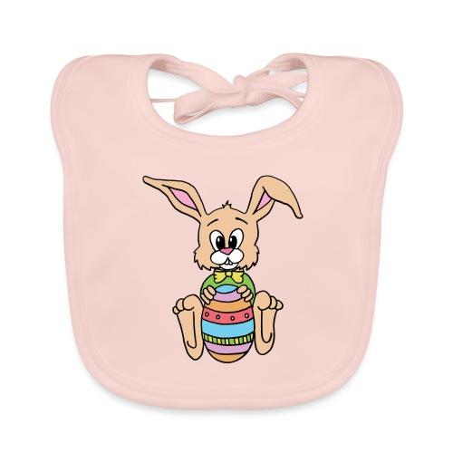 Easter Bunny Shirt - Baby Bio-Lätzchen