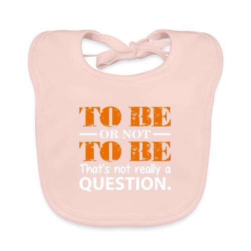 To be or not to be - Økologisk babysmekke